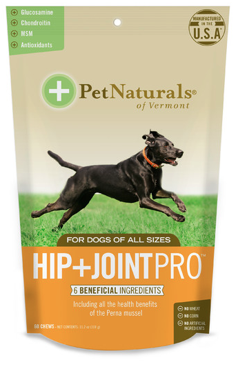 Holistic Pet Naturals of Vermont Hip + Joint Pro 60 Chews