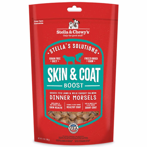 Stella and Chewy's Skin and Coat Morsels 13oz