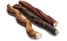 Holistic Dog Chews-Beef Bully Sticks 12in Made in The USA