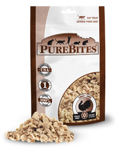 Holistic Cat Treats PureBites® Freeze Dried Turkey