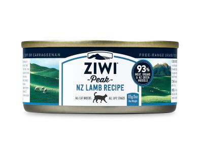 Holistic Cat Ziwi Peak Moist Lamb Can 3 oz