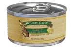 HYPOALLERGENIC CAT FOOD Hound and Gatos Lamb Recipe for Cats 5.5oz