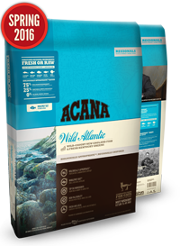 Holistic Cat Food Acana Wild Atlantic 4lb