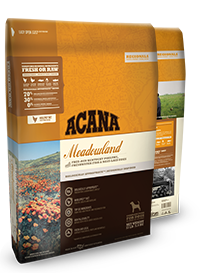 Holistic Dry Dog Acana Meadowlands 4.5lb