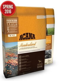 Holistic Dry Dog Acana Meadowlands 25lb