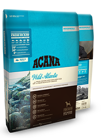 Holistic Dry Dog Acana Wild Atlantic 4.5lb
