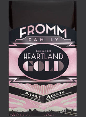 Holistic Dog Food Fromm Heartland Gold Adult Food 12lb