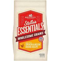 Stella & Chewy's Stella's Essentials Kibble Cage Free Chicken & Wholesome Grains Recipe Dry Dog Food 3.5lb