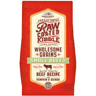 Stella & Chewy's Raw Coated Kibble with Wholesome Grains Beef, Pumpkin & Quinoa Recipe Small Breed Dry Dog Food