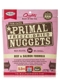 Holistic Cat Primal Freeze Dried Beef/Salmon 5oz