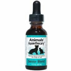 Holistic Pet Animal Apawthecary Senior Blend 1 oz
