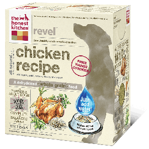 Holistic Dog Food Honest Kitchen Whole Grain Chicken Revel ™ 4lb