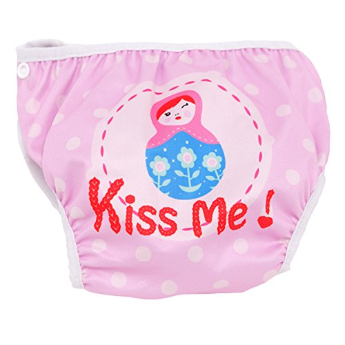 Swimava Reusable/washable Baby Swim Diaper with adjustable Snap, Dual layers protection-stylish- Eco-friendly baby gift