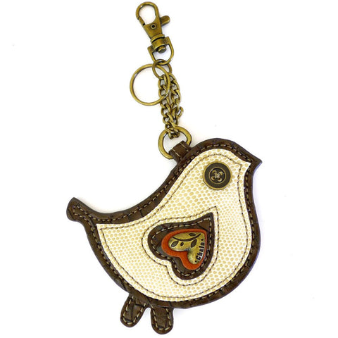Chala Coin Purse - Key Fob - Chichik Bird