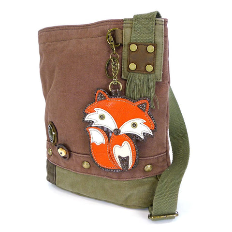 Patch Xbody Bag- 903 FOX (Mauve)