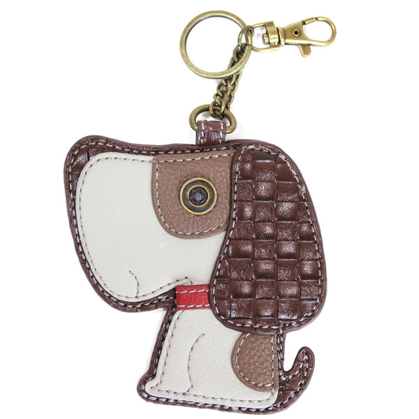 Chala Canvas Crossbody Messenger Bags Only (6 Colors) + Choose Your Own Key Fobs - Animal-Bags.com