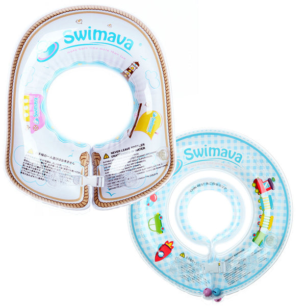 Swimava G1 Starter Ring + G2 Ivory Toddler Body Ring (Value Pack) - Swimava USA - 12