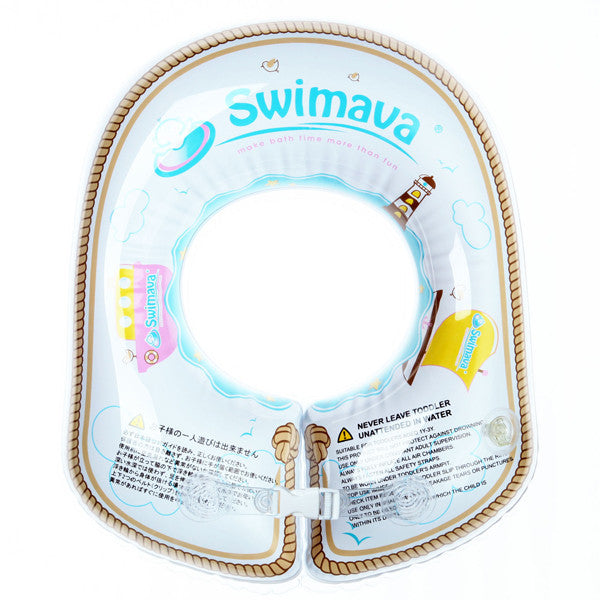 Swimava G1 Starter Ring + G2 Ivory Toddler Body Ring (Value Pack) - Swimava USA - 3