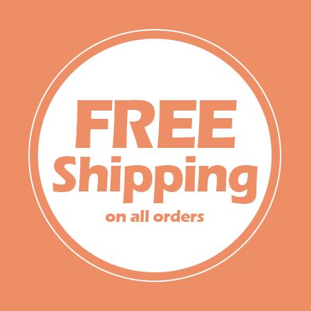Free Shipping on All Chala Products
