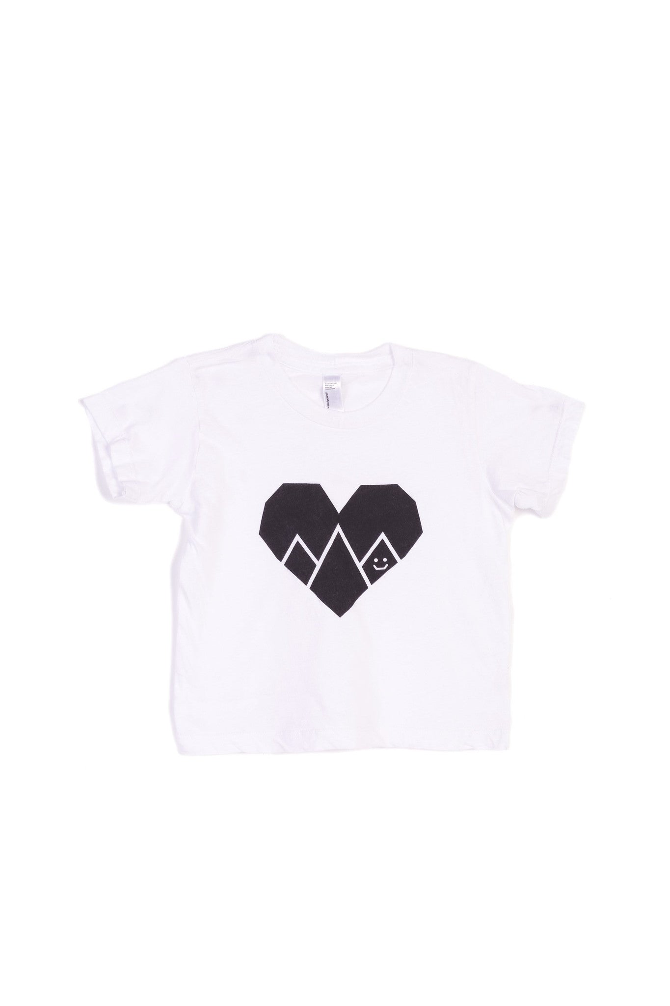Heart and Mountains Tee