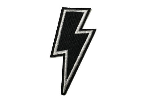 LIGHTING BOLT PATCH