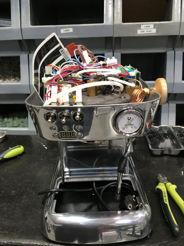 Coffee Machine Repair