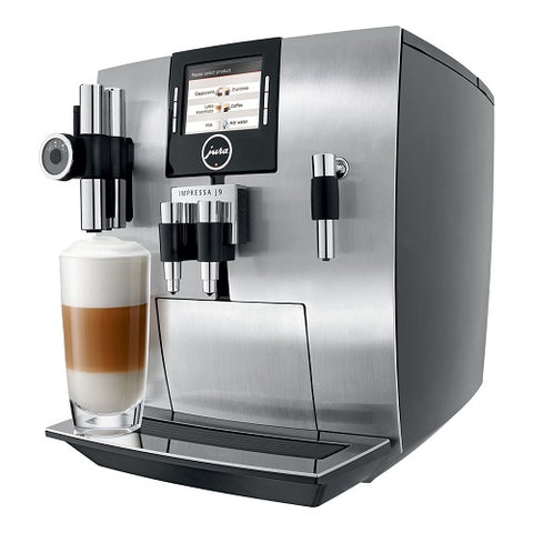 New JURA Machines