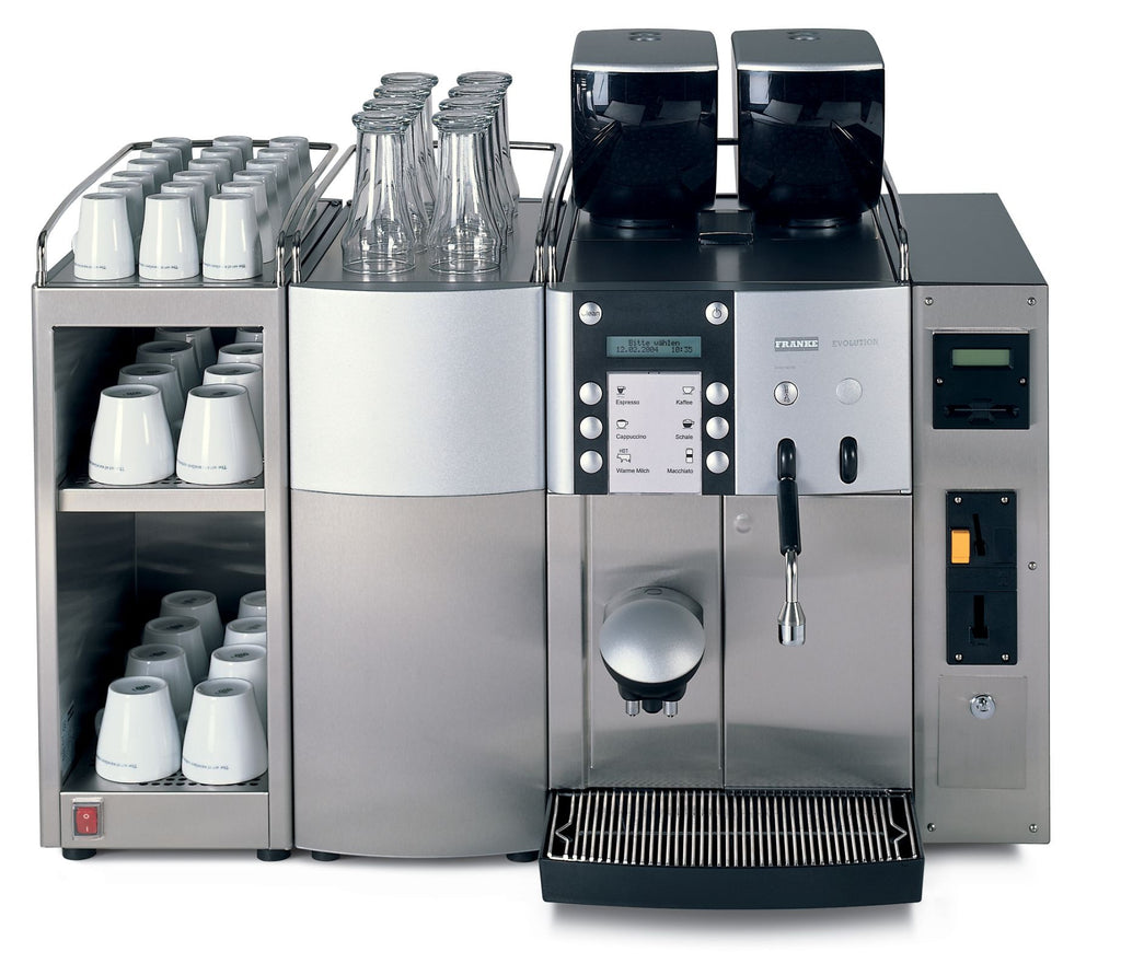 new franke evolution warner coffee company rh warnercoffee com Franke Evolution Coffee Machines Franke Evolution Espresso Machine