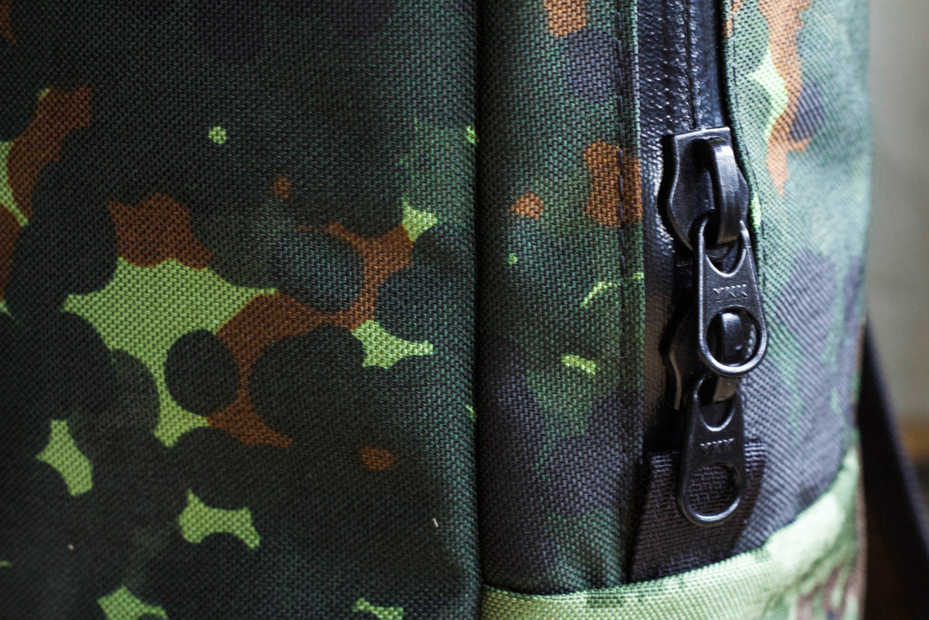 Camo Backpack - Valentich