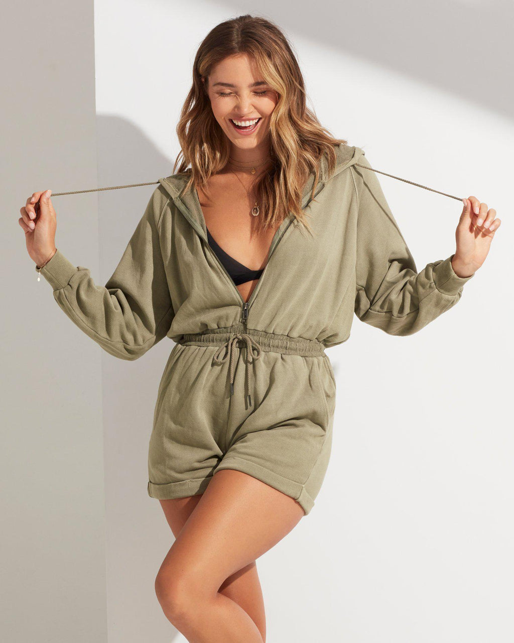 STAY COOL ROMPER - The Island Girl