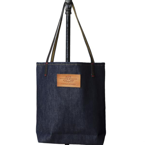 Detroit Denim Basic Tote Bag