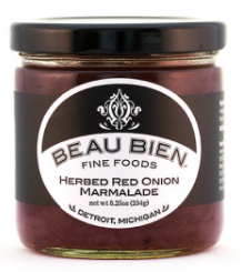 Beau Bien Fine Foods Herbed Red Onion Marmalade