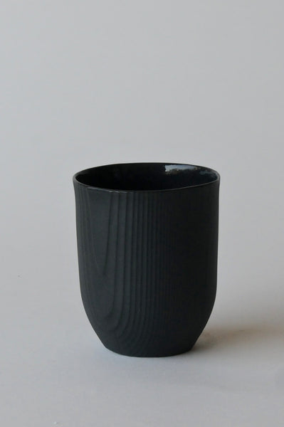 Woodgrain Porcelain Cup or Mug