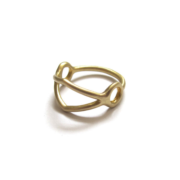 Goldeluxe Jewelry Taiga Ring Size 7