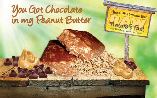 "Flavor of the Month ""You got Chocolate in my Peanut Butter"""