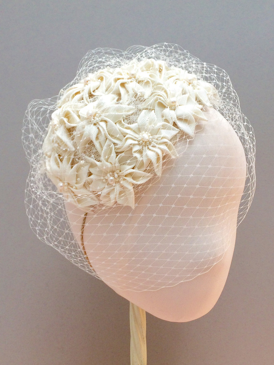 Marguerite Bridal Teardrop
