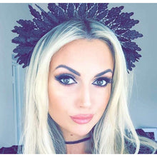 Rosanna Davison wears Kate Betts Hats  Venise Lace Crown