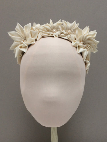 Marguerite Bridal Crown