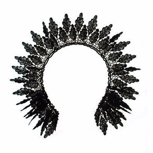 Kate Betts Hats - Venise Lace Crown