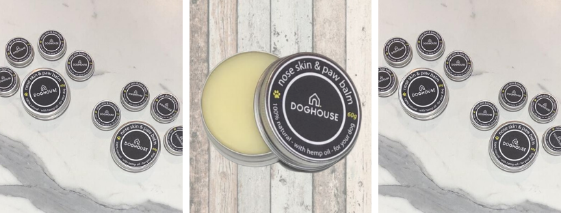 Nose, Paw and Skin Balm for Dogs