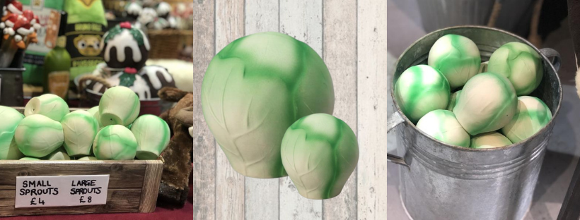 squeaky sprout dog toy