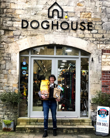 dog food deliveries in bradford on avon