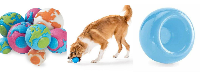orbee tuff planet dog toys