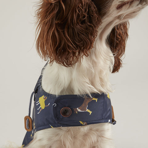 joules dog raincoat for winter