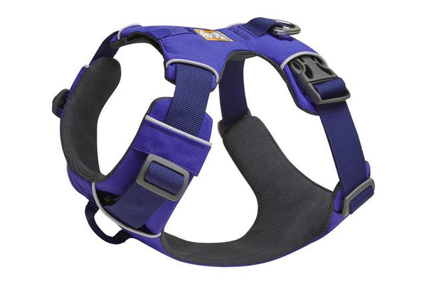NEW Ruffwear Front Range® Dog Harness in Huckleberry Blue - Doghouse