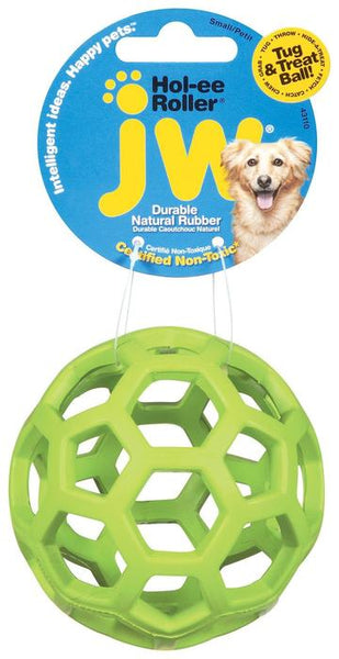 JW Pets Hol-ee Roller Ball - Doghouse