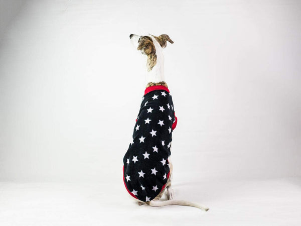 Dogsnug Starry Dog Jumper - Doghouse
