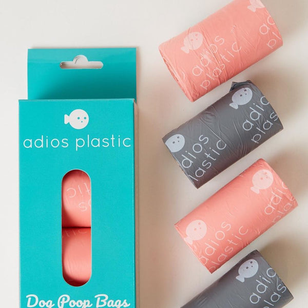Adios Plastic Compostable Poop Bags - Doghouse