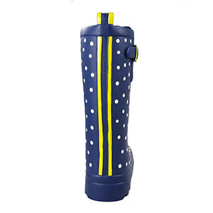 Joules Spotty Squeaky Welly Dog Toy - Doghouse
