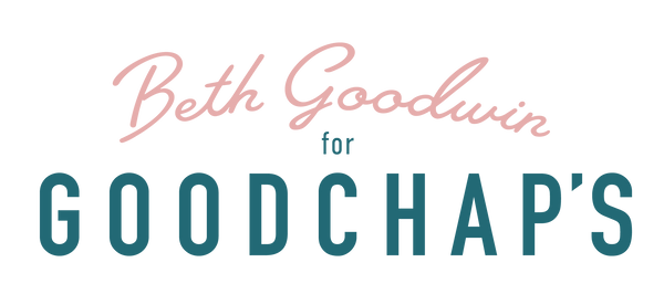 Beth Goodwin for Goodchaps